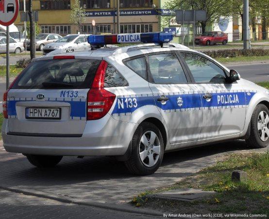 Policja Grudziądz: Przedszkolaki w grudziądzkiej komendzie policji