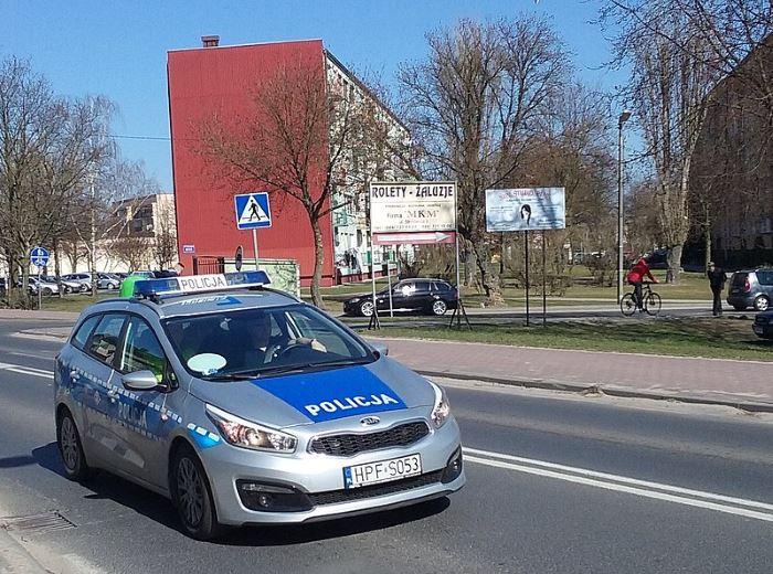 Policja Grudziądz: Przekroczył prędkość, a trafił do zakładu karnego