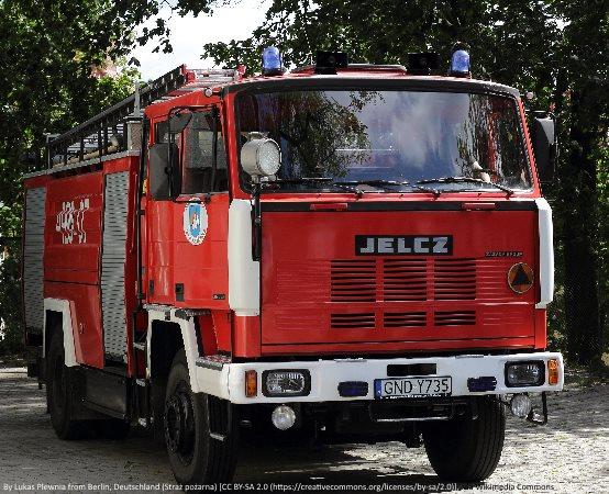 KMPSP Grudziądz:  Stop pożarom traw 2019